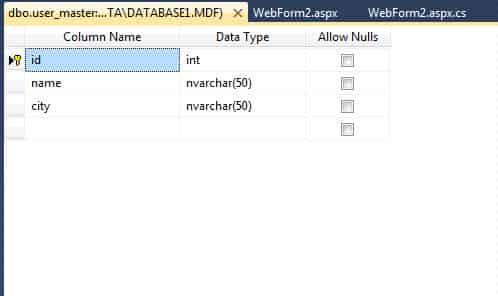 Insert, Update, Delete In GridView Using ASP Net C# - codelerner