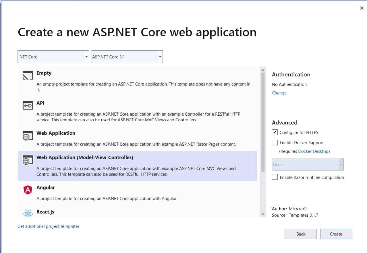 CRUD Operation Using Asp.Net Core Mvc with Repository Pattern